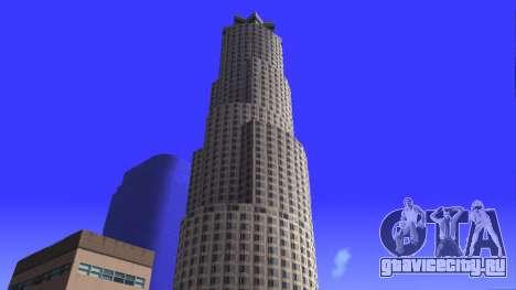 HD текстуры четырех небоcкребов в Лос Сантос для GTA San Andreas седьмой скриншот