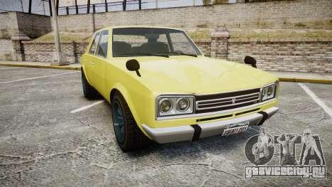 Vulcar Warrener для GTA 4