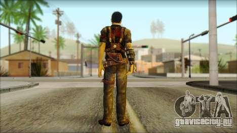 Wei Shen From Sleeping Dogs для GTA San Andreas второй скриншот