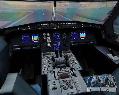 Airbus A330-300 Cathay Pacific для GTA San Andreas колёса