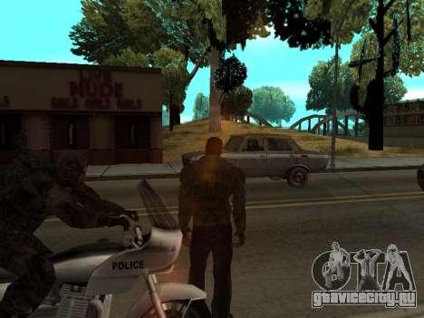 Штаны бандита из S.T.A.L.K.E.R. для GTA San Andreas третий скриншот