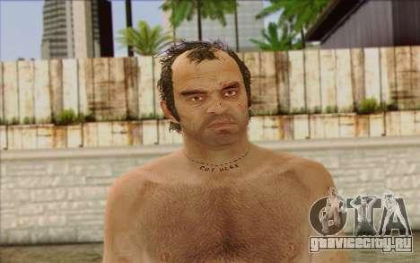 Trevor Phillips Skin v5 для GTA San Andreas третий скриншот