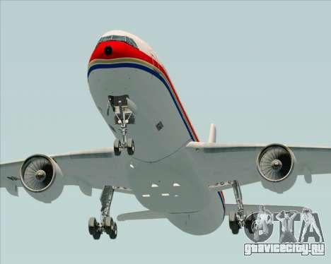 Airbus A330-300 China Eastern Airlines для GTA San Andreas вид сбоку