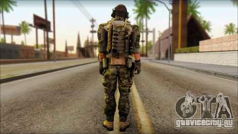 Engineer from BF4 для GTA San Andreas второй скриншот