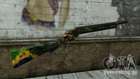 M1887 from PointBlank v2 для GTA San Andreas второй скриншот