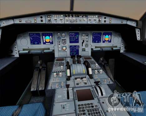 Airbus A330-300 Air Berlin для GTA San Andreas колёса