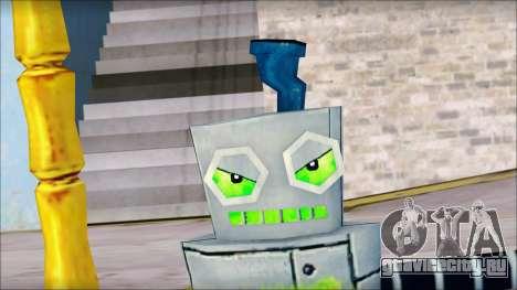 Hamsmp from Sponge Bob для GTA San Andreas четвёртый скриншот