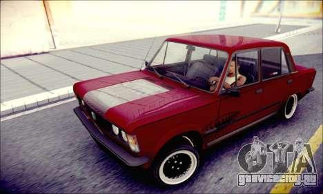 Fiat 125P Shark для GTA San Andreas