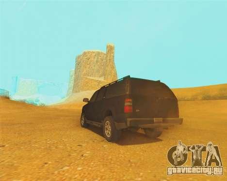 LS ENB by JayZz для GTA San Andreas второй скриншот