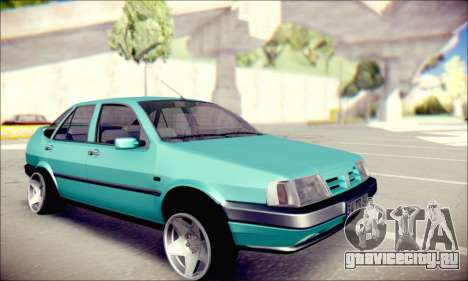 Fiat Tempra TR для GTA San Andreas вид слева