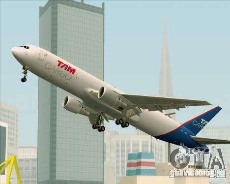 Boeing 767-300ER F TAM Cargo для GTA San Andreas