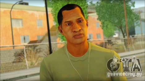 GTA 5 Soldier v3 для GTA San Andreas