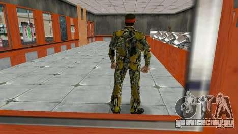Camo Skin 16 для GTA Vice City второй скриншот