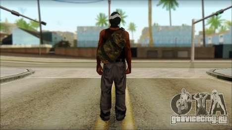 Rob v2 для GTA San Andreas второй скриншот