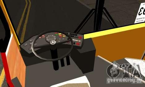 Mercedes-Benz O 305 для GTA San Andreas вид справа