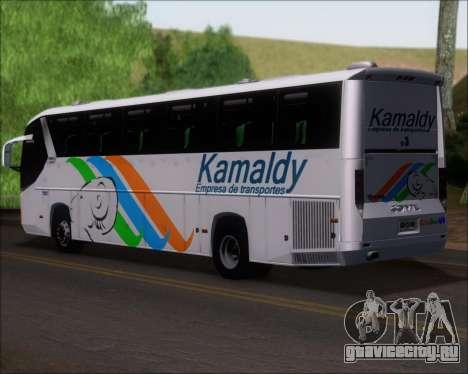 Comil Campione 3.45 Scania K420 Kamaldy для GTA San Andreas вид справа