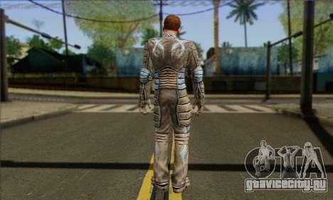 Айсмен (X-Men The Official Game) для GTA San Andreas второй скриншот