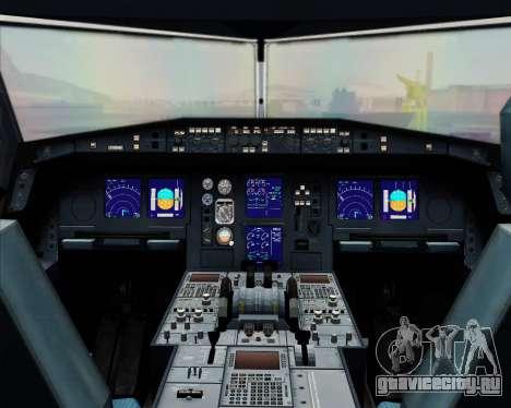 Airbus A330-300 Finnair (Current Livery) для GTA San Andreas салон