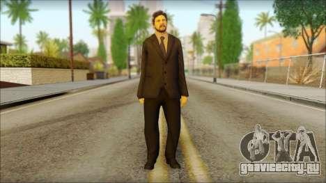 GTA 5 Ped 12 для GTA San Andreas