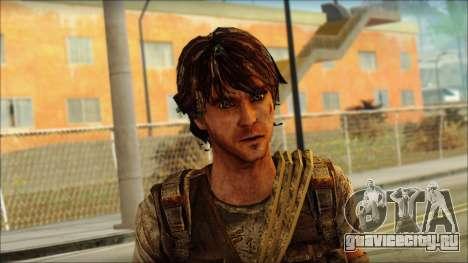 Адам (I Am Alive) для GTA San Andreas третий скриншот