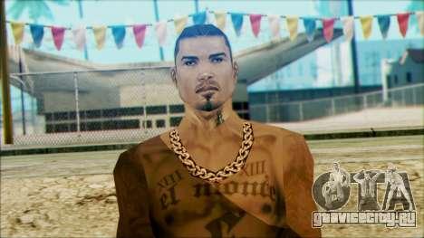 New Cesar для GTA San Andreas третий скриншот