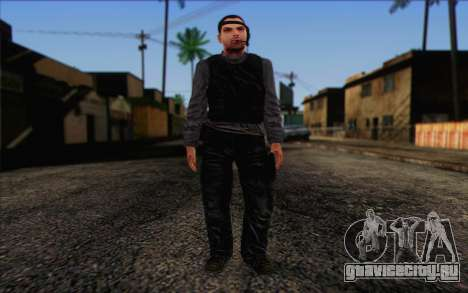 Reynolds from ArmA II: PMC для GTA San Andreas