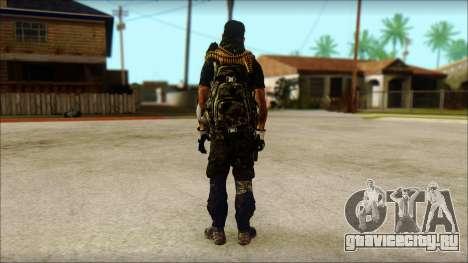 Australian Resurrection Skin from COD 5 для GTA San Andreas второй скриншот
