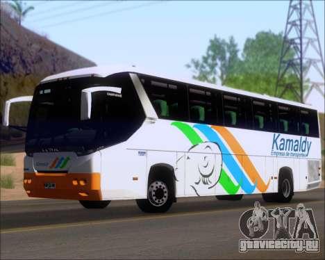 Comil Campione 3.45 Scania K420 Kamaldy для GTA San Andreas