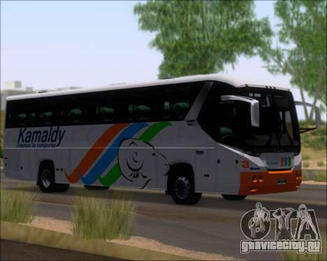 Comil Campione 3.45 Scania K420 Kamaldy для GTA San Andreas вид слева