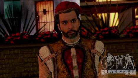 Ezio from Assassins Creed для GTA San Andreas третий скриншот