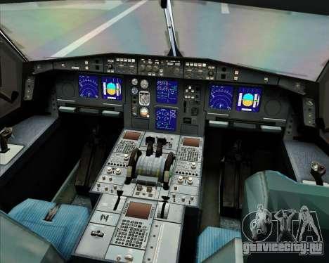 Airbus A330-300 Virgin Atlantic Airways для GTA San Andreas колёса