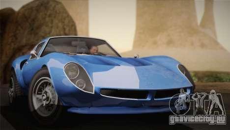 GTA 5 Stinger GT для GTA San Andreas