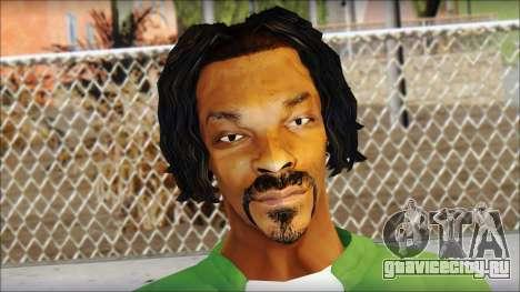 Snoop Dogg Mod для GTA San Andreas третий скриншот