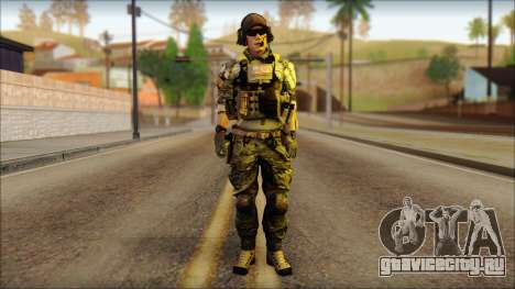 Engineer from BF4 для GTA San Andreas