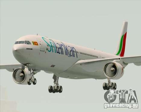 Airbus A330-300 SriLankan Airlines для GTA San Andreas