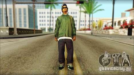 Eazy-E Green v2 для GTA San Andreas