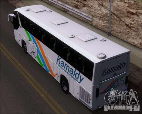 Comil Campione 3.45 Scania K420 Kamaldy для GTA San Andreas вид сзади