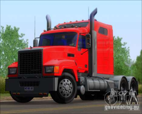 Mack Pinnacle 2006 для GTA San Andreas