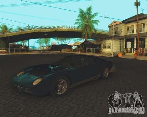 LS ENB by JayZz для GTA San Andreas