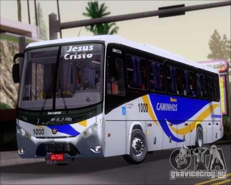 Marcopolo Ideale 770 - Volksbus 17-230 EOD для GTA San Andreas