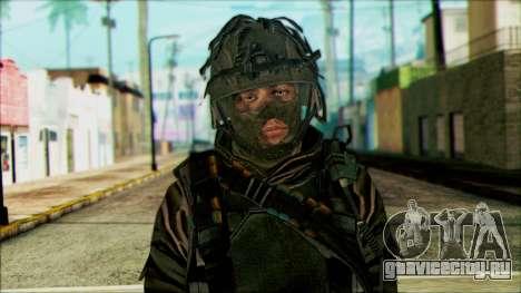 Солдат ВДВ (CoD: MW2) v4 для GTA San Andreas третий скриншот