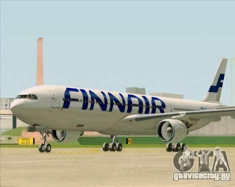Airbus A330-300 Finnair (Current Livery) для GTA San Andreas вид слева