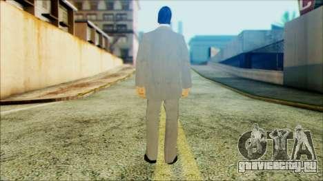 Triadb from Beta Version для GTA San Andreas второй скриншот