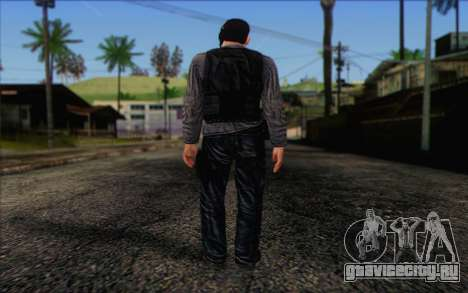 Reynolds from ArmA II: PMC для GTA San Andreas второй скриншот