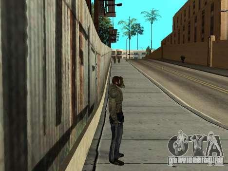 Штаны бандита из S.T.A.L.K.E.R. для GTA San Andreas второй скриншот