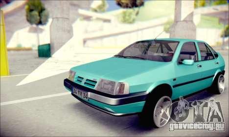 Fiat Tempra TR для GTA San Andreas вид справа
