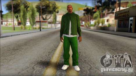 New CJ v1 для GTA San Andreas