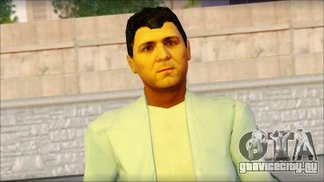 Michael from GTA 5 v4 для GTA San Andreas третий скриншот
