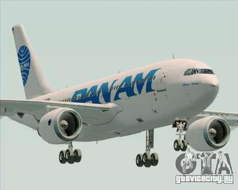 Airbus A310-324 Pan American World Airways для GTA San Andreas