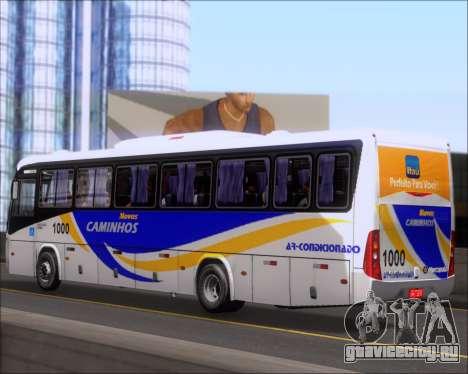 Marcopolo Ideale 770 - Volksbus 17-230 EOD для GTA San Andreas вид справа